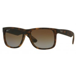 Ray-Ban RB 4165 865-T5 Justin Polarized Havana