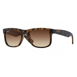 Ray-Ban RB 4165 710-13 Justin Havana Light Rubber