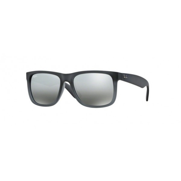 Ray-Ban RB 4165 852-88 Justin Gray Gradient Rubber
