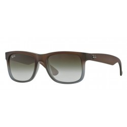 Ray-Ban RB 4165 854-7Z Justin Brown Rubber