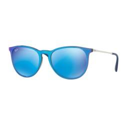 Ray-Ban RB 4171 631855 Erika Grey Blue Mirror