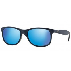 Ray-Ban RB 4202 ANDY 615355 SHINY BLUE ON MATTE TOP