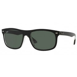 Ray-Ban RB 4226 605271 Highstreet Top Matte Black On Transparent