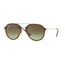 Ray-Ban RB 4253 820-A6 Havana-Stripped