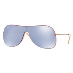 Ray-Ban RB 4311N - 63611U Beige On Top Lillac