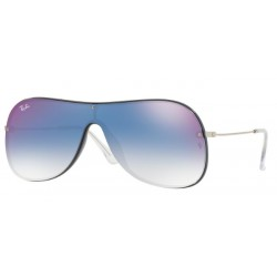 Ray-Ban RB 4311N - 6374X0 Blue On Top Grey
