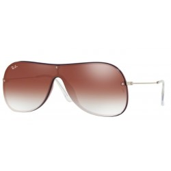 Ray-Ban RB 4311N - 6375V0 Bordeaux On Top Blue