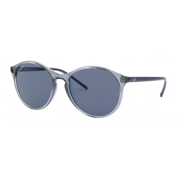 Ray-Ban RB 4371 639980 Transparent Blue