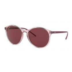 Ray-Ban RB 4371 640075 Transparent Rose