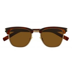 Saint Laurent SL 108 Slim 004 Havana