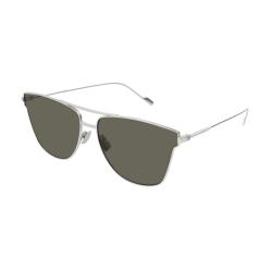 Saint Laurent SL 51 T Cut 002 Silver