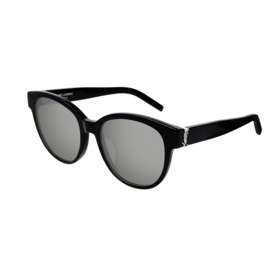 Saint Laurent SL M29/F - 002 Black | Sunglasses Woman