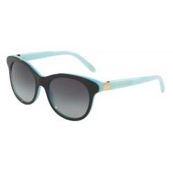 Tiffany TF 4125 - 81633C Black / Shot / Blue