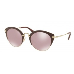 Miu Miu MU 53RS TEP100 Brown Opaque Gold