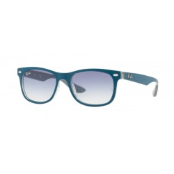 Ray-Ban RJ 9052S 703419 Turquoise Matte Gray Junior