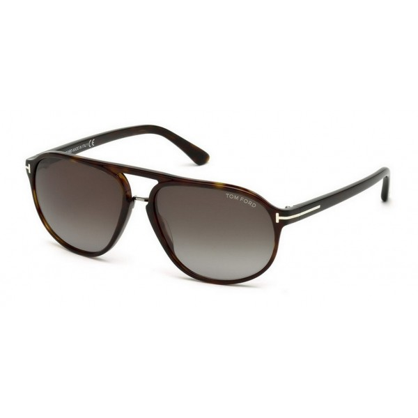 Tom Ford FT 0447 52B Dark Havana