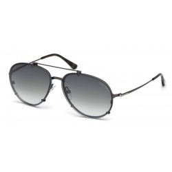 Tom Ford FT 0527 08B Anthracite Glossy