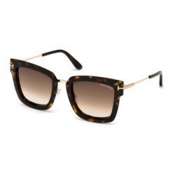 Tom Ford FT 0573 52F Havana Dark