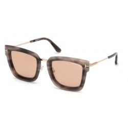 Tom Ford FT 0573 55Z Havana Colored