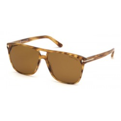 Tom Ford FT 0679 Shelton 45E Shiny Light Brown