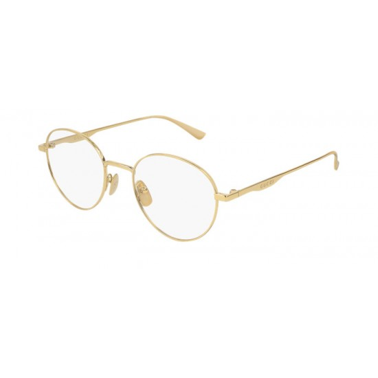 Gucci GG0337O - 001 Gold | Eyeglasses Man