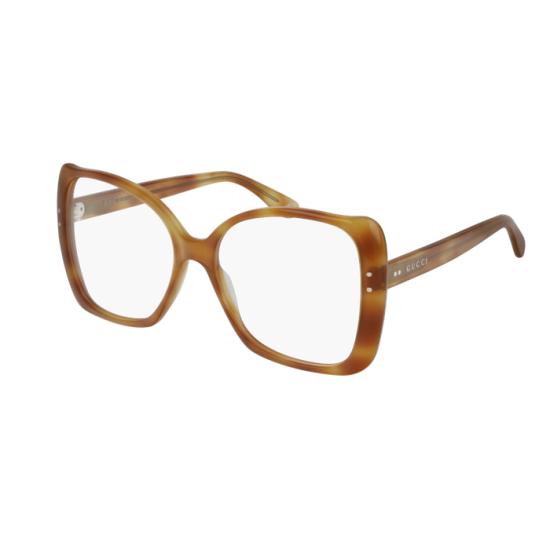 Gucci GG0473O - 003 Havana | Eyeglasses Woman