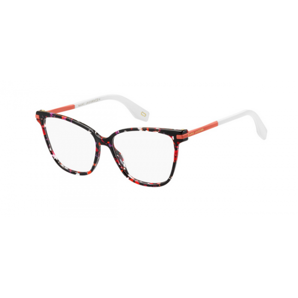 Marc Jacobs 299 EED Havana Red Black