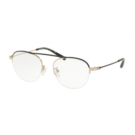Michael Kors MK 3028 Casablanca 1202 Shiny Pale Gold | Eyeglasses Woman