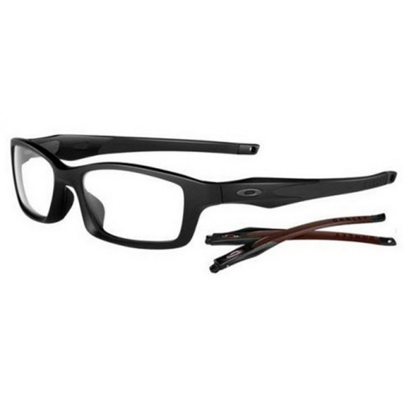 4b23062182c ... free shipping oakley crosslink ox 8027 05 satin black 2455d 8ebd0
