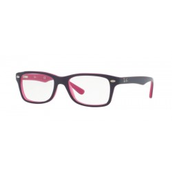 Ray-Ban Junior RY 1531 - 3702 Top Violet On Fucsia