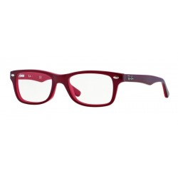 Ray-Ban Junior RY 1531 - 3592 Top Red On Opalin Red