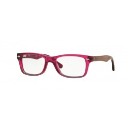 Ray-Ban Junior RY 1531 - 3648 Fuxia Gradient Iridescent Grey