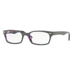 Ray-Ban RX 5150 5718 Grey-Havana Violet