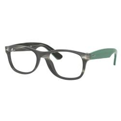 Ray-Ban RX 5184 New Wayfarer 5800 Grey Green Havana