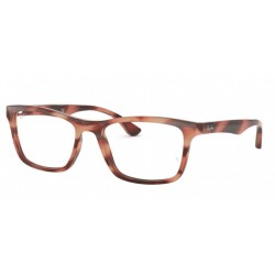 Ray-Ban RX 5279 - 5774 Horn Pink Brown