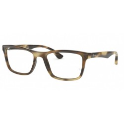 Ray-Ban RX 5279 - 5775 Horn Beige Brown