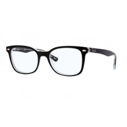 Ray-Ban RX 5285 - 2034 Top Black On Transparent