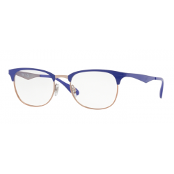 Ray-Ban RX 6346 2972 Copper Violet
