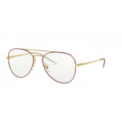 Ray-Ban RX 6413 - 2982 Gold Top Bordeaux