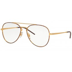 Ray-Ban RX 6413 - 3042 Top Havana On Rubber Gold