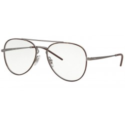 Ray-Ban RX 6413 - 3043 Top Havana On Rubber Gunmetal