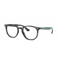 Ray-Ban RX 7151 - 5800 Grey / Green Havana
