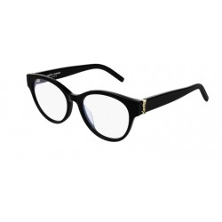 Saint Laurent SL M34/F - 001 Black