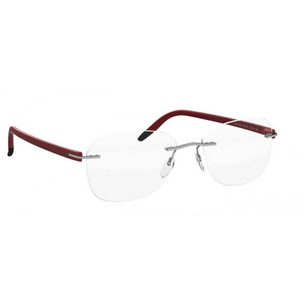 Silhouette SPX Signia 5379 4380 6062 Silver-Red