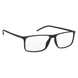 Silhouette SPX Illusion Fullrim 2892 6050 Black
