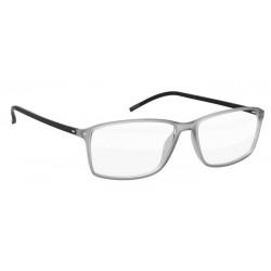 Silhouette SPX Illusion Fullrim 2893 6052 Silver
