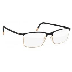 Silhouette Urban Fusion Fullrim 2904 6050 Black Gold