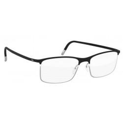 Silhouette Urban Fusion Fullrim 2904 6050 Black Silver
