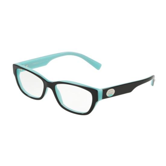 Tiffany TF 2172 - 8055 Black / Blue | Eyeglasses Woman