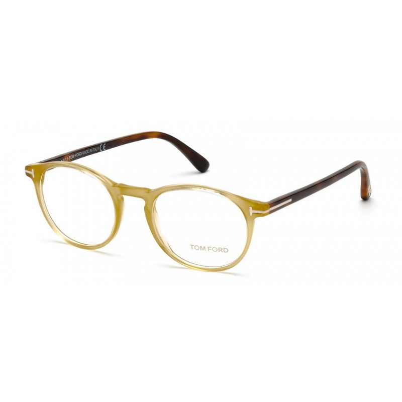 ccf8dfdc4a23 Tom Ford FT 5294 - 041 Yellow   Eyeglasses Man